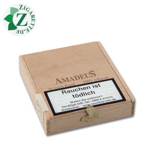 Amadeus Brasil, 20er