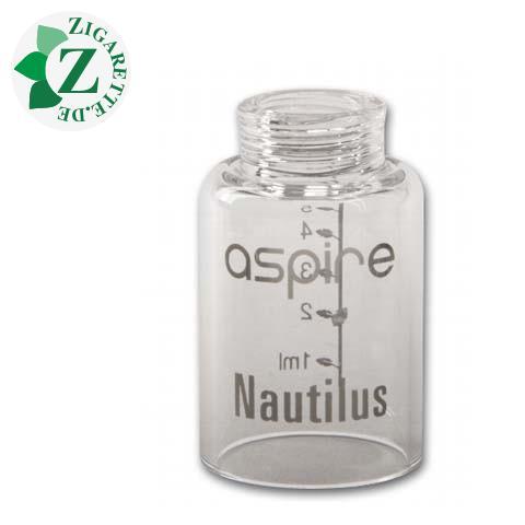Aspire E-Clearomizer Ersatzglas für den Aspire Nautilus Clearomizer