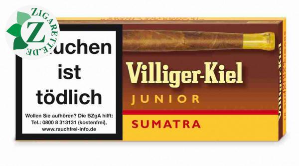Villiger Kiel Junior Sumatra Zigarillos, 10er