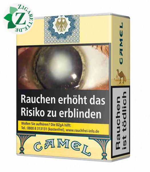 Camel ohne Filter 7,20 € Zigaretten
