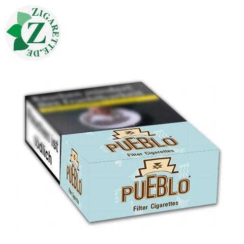 Pueblo Blue Filter 6,10 € Zigaretten