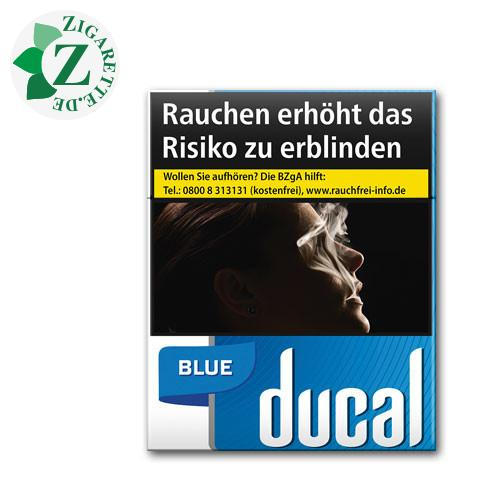 Ducal Blue 6,50 € Zigaretten