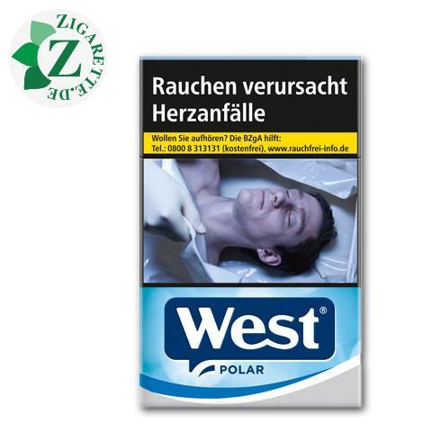 West Polar 6,60 € Zigaretten