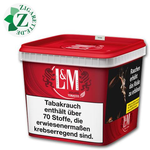 L&M Volume Tobacco Red Superbox, 280g
