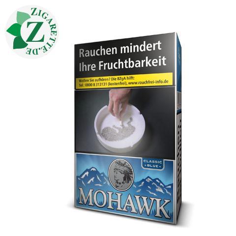 Mohawk Classic Blue 5,60 € Zigaretten