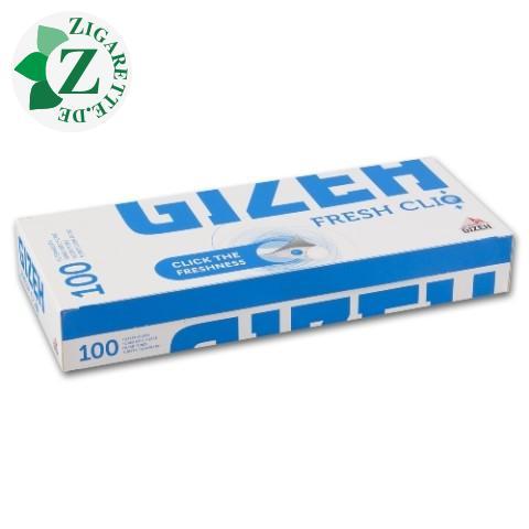 Gizeh Fresh Cliq Filterhülsen, 100er