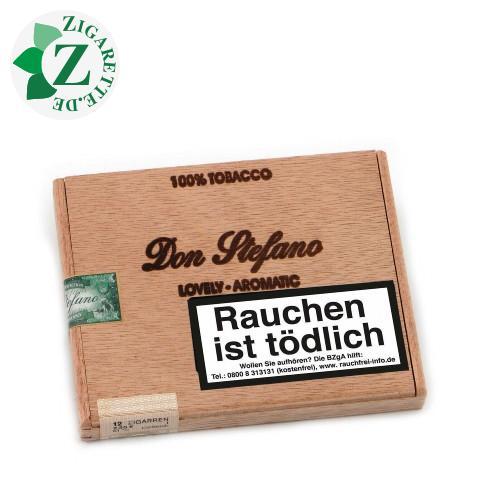 Don Stefano Lovely Aromatic Sumatra Zigarillos, 12er