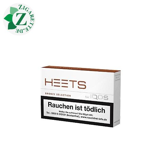Heets Bronze Label Tobacco Sticks