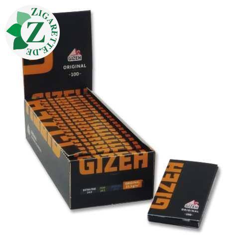 Gizeh Black Original Zigarettenpapier