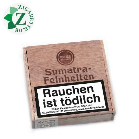 Kruse Sumatra - Feinheiten, 20er Zigarillos, 20er