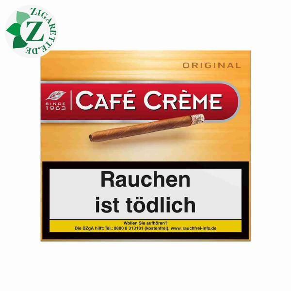 Café Crème Sumatra Zigarillos, 20er