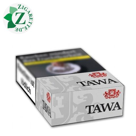 Tawa Silver 5,60 € Zigaretten