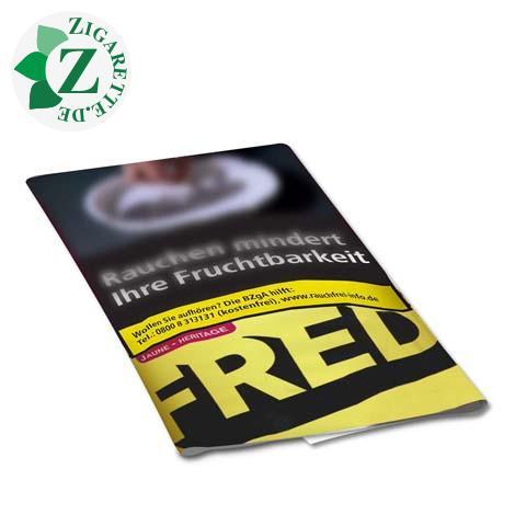 Fred Cigarette Tobacco Heritage Jaune, 35g