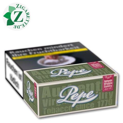 Pepe Rich Green Maxi 8,80 € Zigaretten