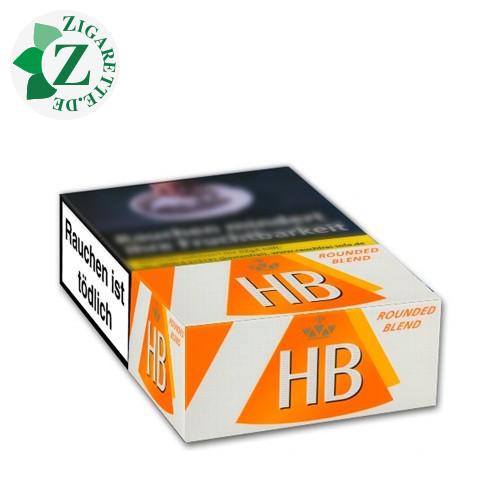 HB Rounded Blend 7,50 € Zigaretten