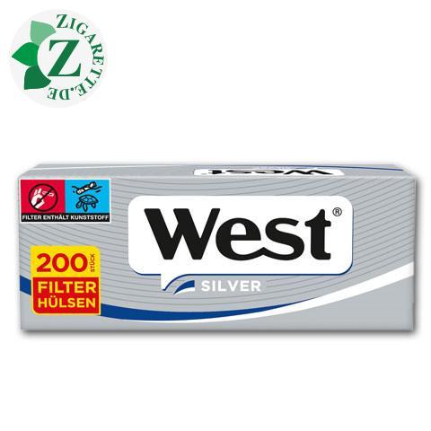 West Silver Hülsen, 200er