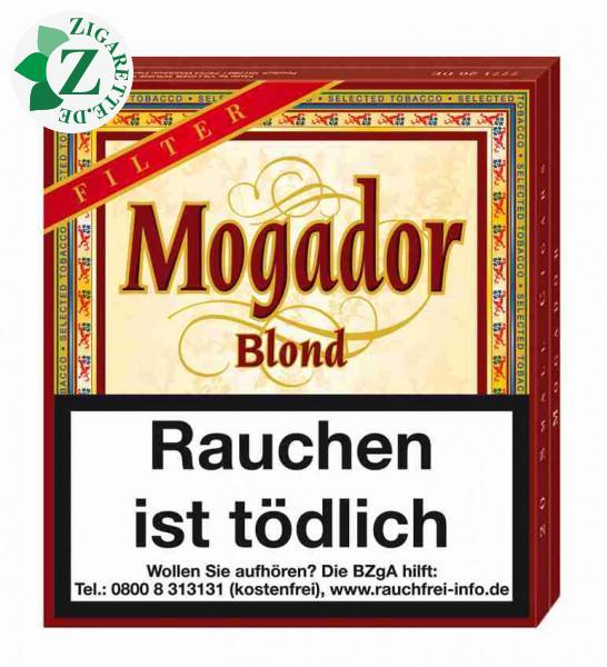 Mogador Blond Filter Zigarillos, 20er