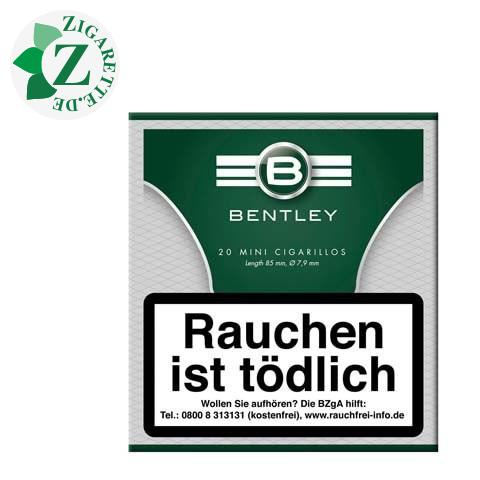 Bentley Mini Cigarillos, 20er