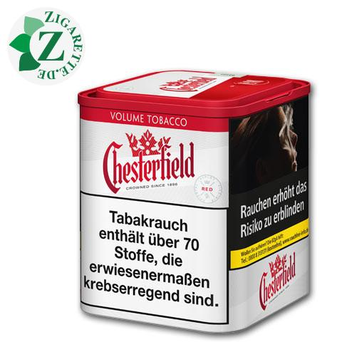 Chesterfield Red Volume Tobacco, 105g