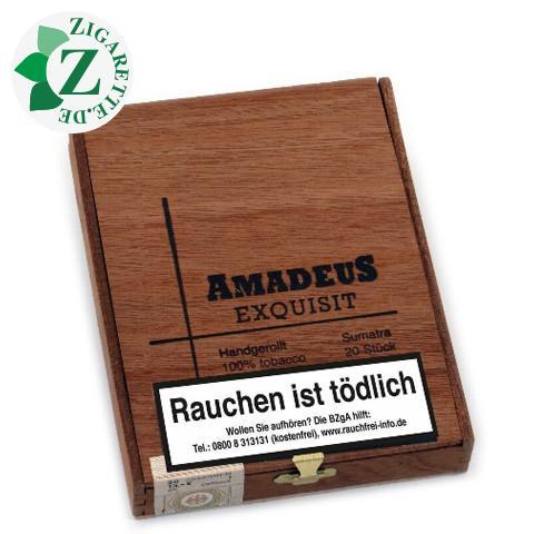 Amadeus Exquisit Sumatra, 20er