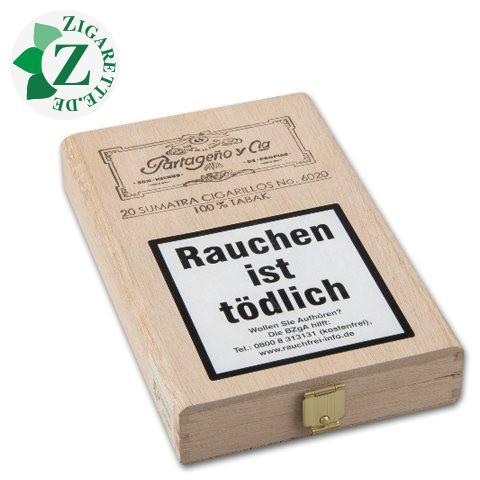 Partageno 6020 Sumatra Zigarillos, 20er