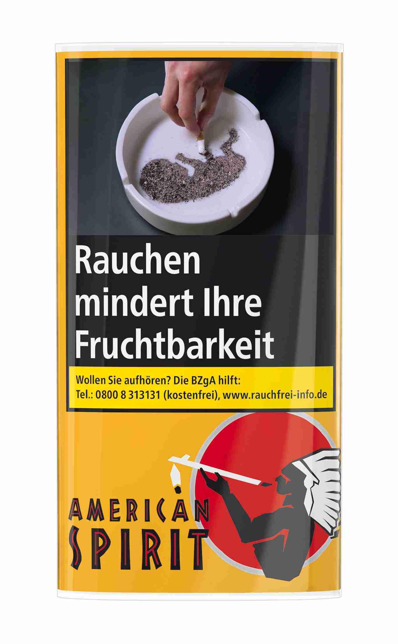 American Spirit Zigaretten
