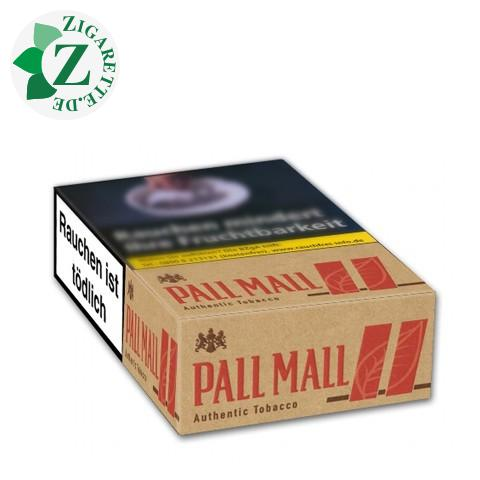 Pall Mall Authentic Tobacco Red 6,80 € Zigaretten
