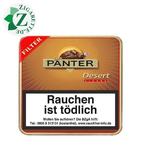 Panter Dessert Filter Zigarillos, 20er