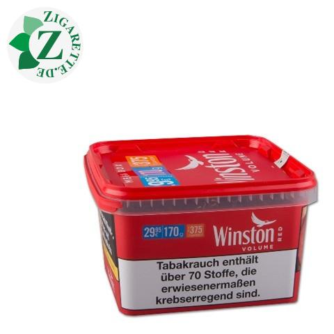 Winston Volume Tobacco Red Mega Box, 170g