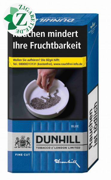 Dunhill Fine Cut Blue 8,00 € Zigaretten