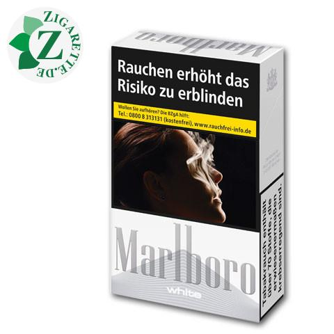 Marlboro White 7,20 € Zigaretten
