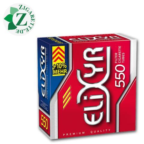 Elixyr Filterhülsen, 550er