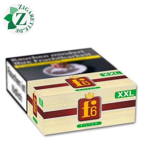 F6 XXL-Box 9,00 € Zigaretten