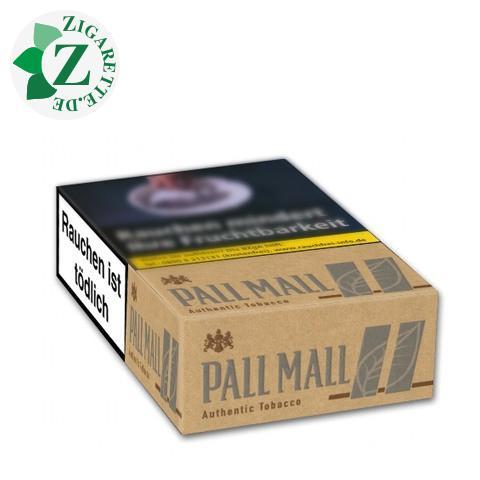 Pall Mall Authentic Tobacco Silver 6,80 € Zigaretten