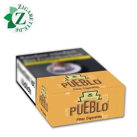 Pueblo Orange Filter 6,10 € Zigaretten