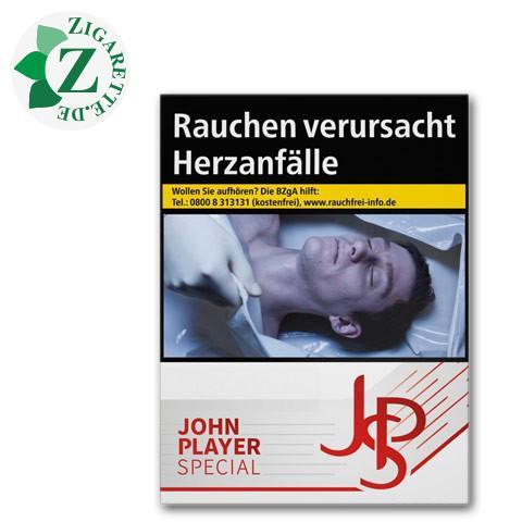 JPS Red 8,00 € Zigaretten