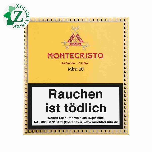 Montecristo Mini Cigarillos Zigarillos, 20er