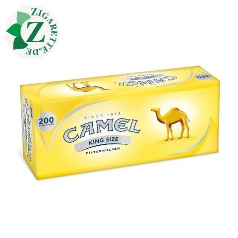 Camel Hülsen, 200er