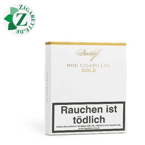 Davidoff Mini Cigarillos Gold, 10er