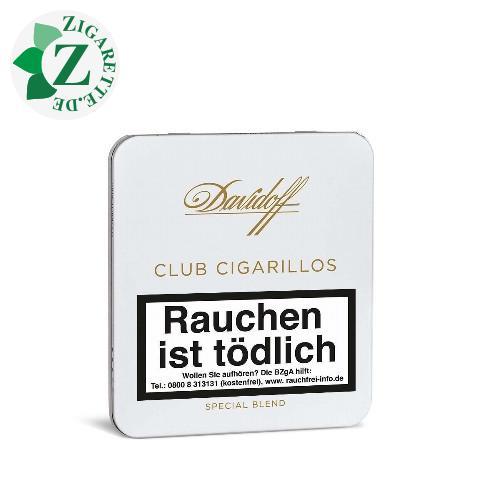 Davidoff Club Cigarillos, 10er