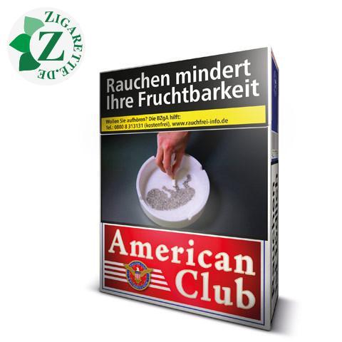 American Club Big Box 6,20 € Zigaretten