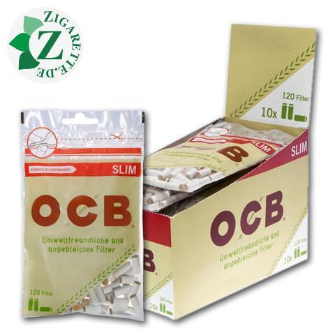 OCB Organic Slim Filter