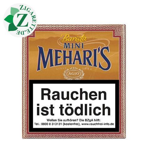 Agio Mehari's Mini Barista Zigarillos, 20er