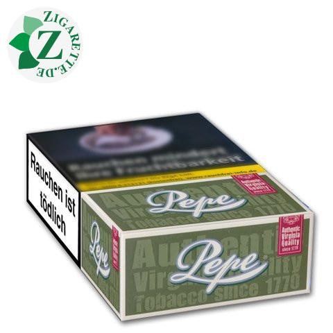 Pepe Rich Green 6,70 € Zigaretten