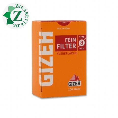Gizeh Feinfilter Einzelpackung
