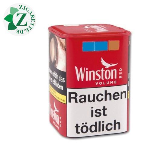 Winston Volume Tobacco Red Tin-S, 45g