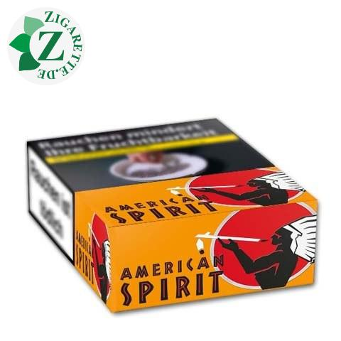 American Spirit Orange 7,00 € Zigaretten