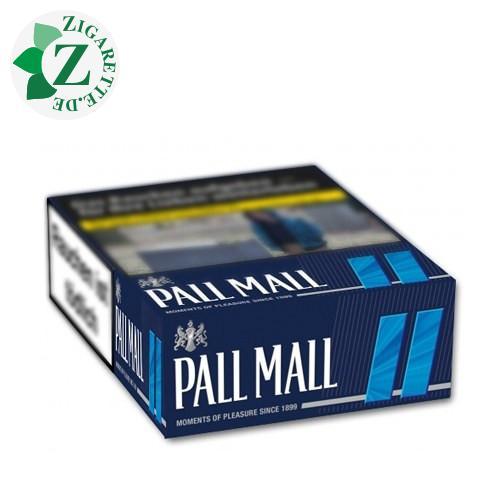 Pall Mall Blue XXL-Box 8,00 € Zigaretten