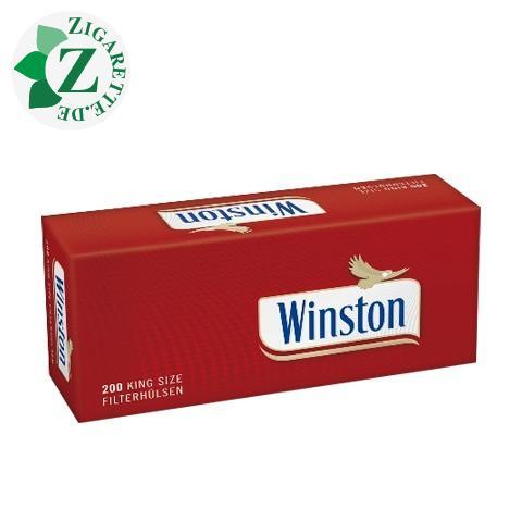 Winston Filterhülsen, 200er