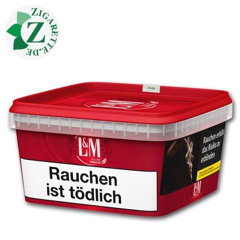 L&M Volume Tobacco Red Mega, 155g